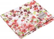 Ранер Акварель Барвисті квіти 40x140 см білий з кораловим La Nuit