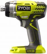 Шуруповерт ударний акумуляторний RYOBI ONE+ RID1801M