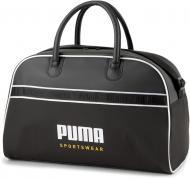 Спортивная сумка Puma Campus Grip Bag 07845501 черный