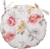 Подушка на стілець Loft D-40 Бурштинові троянди La Nuit