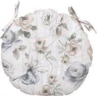 Подушка на стілець Loft D-40 Кам'яні троянди La Nuit