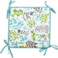 Подушка на табурет Floral 32x32x1,5 см UP! (Underprice)