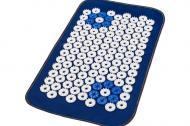 Акупунктурный коврик аппликатор Кузнецова Универсал 26 х 41 см Синий (121)