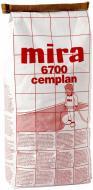 Самовирівнювальна підлога Mira 6700 cemplan 25 кг