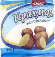 Крохмаль картопляний 200 г Деко (4820076014222)