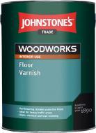 Лак для підлоги Floor Varnish Johnstone's напівмат 5 л