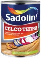 Лак для підлоги CELCO TERRA 20 Sadolin напівмат 1 л