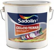 Лак для підлоги CELCO TERRA 20 Sadolin напівмат 2,5 л