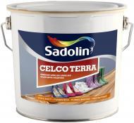 Лак для підлоги Celco Terra 45 Sadolin напівглянець 2,5 л