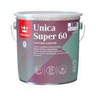 Лак Unica Super 60 TIKKURILA напівглянець 2,7 л