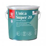 Лак Unica Super 20 TIKKURILA напівмат 2,7 л