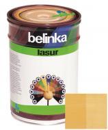 Краска-лазурь Belinka Lasur 13 сосна мат 1 л