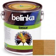 Краска-лазурь Belinka Lasur 16 орех мат 2,5 л