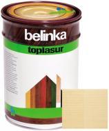 Краска-лазурь Belinka Toplasur 12 бесцветный полуглянец 1 л