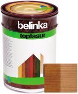 Краска-лазурь Belinka Toplasur 17 тик полуглянец 1 л