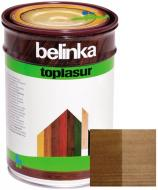 Краска-лазурь Belinka Toplasur 24 палисандр полуглянец 1 л