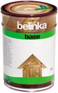 Пропитка (антисептик) Belinka антисептик Base не создает пленку бесцветная 1 л