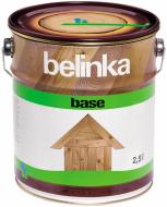 Пропитка (антисептик) Belinka антисептик Base не создает пленку бесцветная 2,5 л