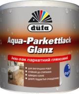 Лак Aqua-Parkettlack Glanz Dufa глянець прозорий 0,75 л