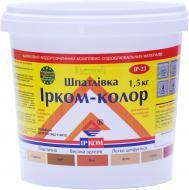 Шпаклівка для дерева IP-23 Ircom Decor горіх 1500 г