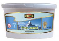 Лак акриловий по каменю AQUA Protex глянець 2,1 л