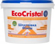Шпаклевка EcoCristal Финиш ИР-24 15 кг