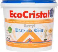 Шпаклевка EcoCristal Финиш ИР-24 7,5 кг