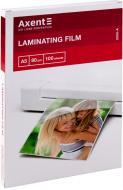 Плівка для ламінування Axent 80 мкм A5 154х216мм 100 шт. 80 мкм 100 шт.