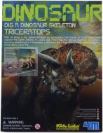 Набір археолога 4M Розкопки Трицератопс 00-03228
