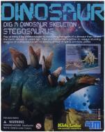 Набір археолога 4M Розкопки Стегозавр 00-03229