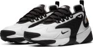 Кросівки Nike WMNS NIKE ZOOM 2K AO0354-100 р.7,5 біло-чорний