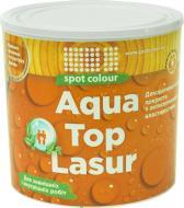 Лазурь-антисептик Spot Colour Aqua Toplasur безцветный шелковистый мат 0,75 л