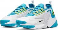 Кроссовки Nike WMNS NIKE ZOOM 2K AO0354-401 р.9 голубой