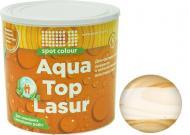 Лазурь-антисептик Spot Colour Aqua Toplasur белое дерево шелковистый мат 0,75 л