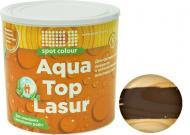 Лазурь-антисептик Spot Colour Aqua Toplasur венге шелковистый мат 0,75 л