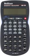 Калькулятор науковий BS-125 8+2р BRILLIANT