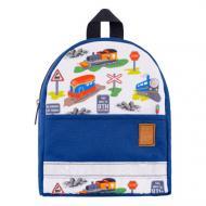 Рюкзак дитячий Zo-Zoo Потяги синій