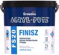 Шпаклівка Sniezka ACRYL-PUTZ FS20 8 кг
