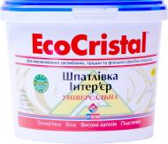 Шпаклівка EcoCristal Інтер'єр універсальна ІР-22 1,5 кг