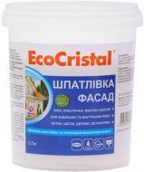 Шпаклевка EcoCristal на природной мраморной крошке 0,7 кг