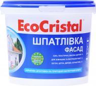 Шпаклевка EcoCristal на природной мраморной крошке 4,5 кг