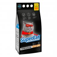 Наповнювач Super Cat Преміум гранули 4 мм 3 кг