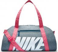 Спортивна сумка Nike W Nk Gym Club SS20 BA5490-432 сіро-синій