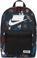 Рюкзак Nike NK HERITAGE BKPK – 2.0 SP AOP BA6449-010 чорний