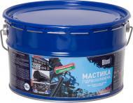 Мастика бітумно-полімерна BITAREL Гідроізоляційна 10 л