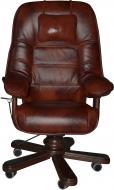 Кресло Примтекс Плюс Status LE-09/K 1.031 коричневый