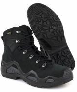 Ботинки туристические Lowa Z-6S GTX черный