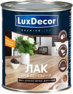 Лак для деревини LuxDecor глянец прозрачный 0,4 л