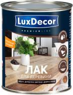 Лак для дерева LuxDecor глянець прозорий 0,75 л