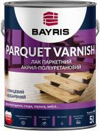 Лак паркетний Parquet Varnish Bayris глянець безбарвний 5 л